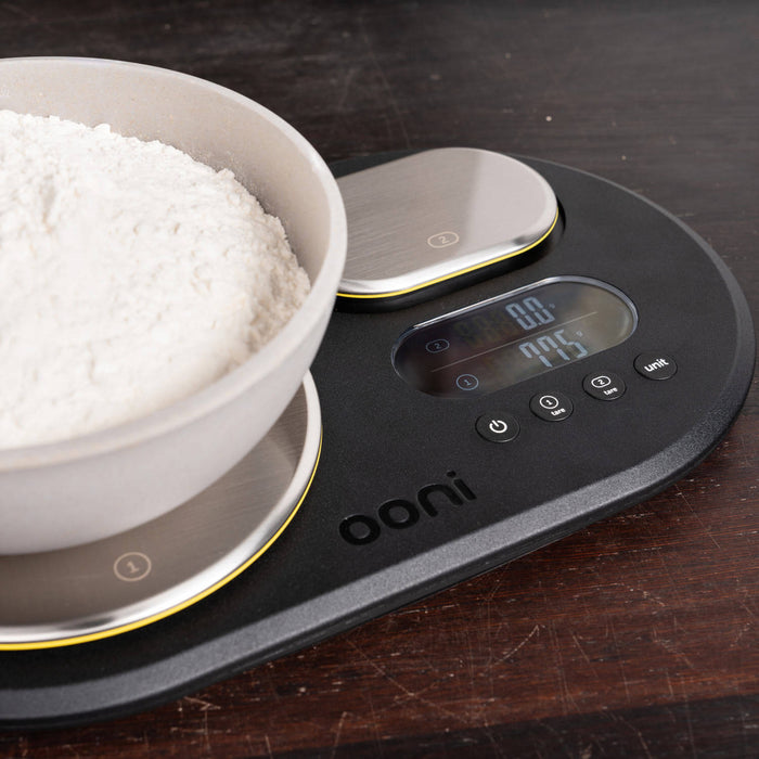 Ooni Dual Platform Digital Scales - Ooni United Kingdom