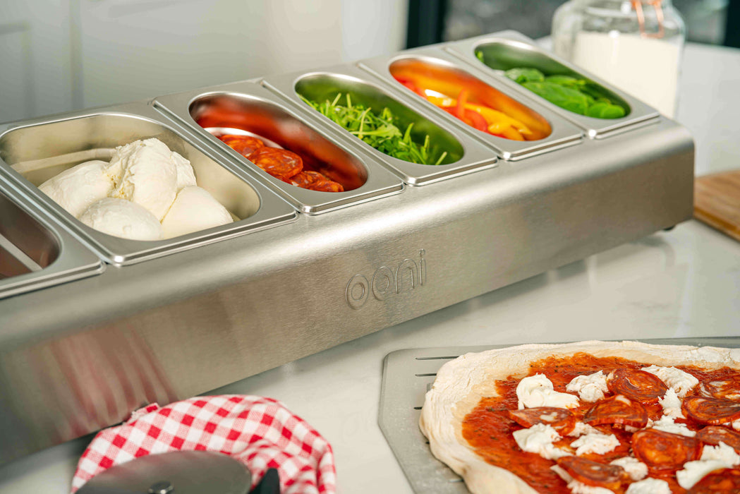 Ooni Pizza Topping Station - Ooni United Kingdom