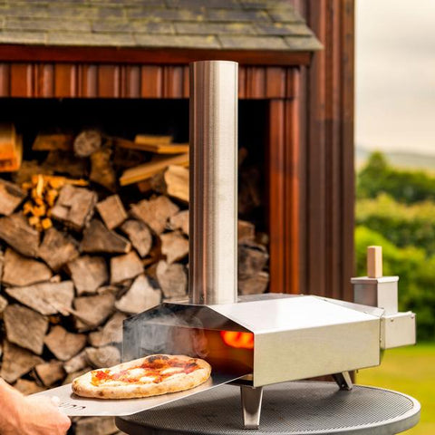 Ooni 3 Portable Wood-Fired Outdoor Pizza Oven