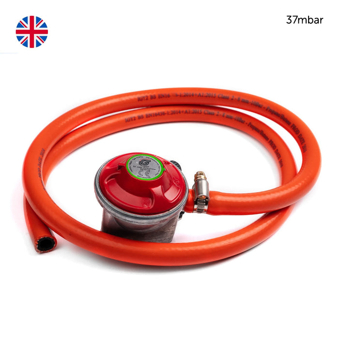 Ooni Hose and Gas Regulator - Ooni United Kingdom