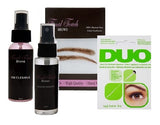 False Eyebrows Complete Pack Women/Men
