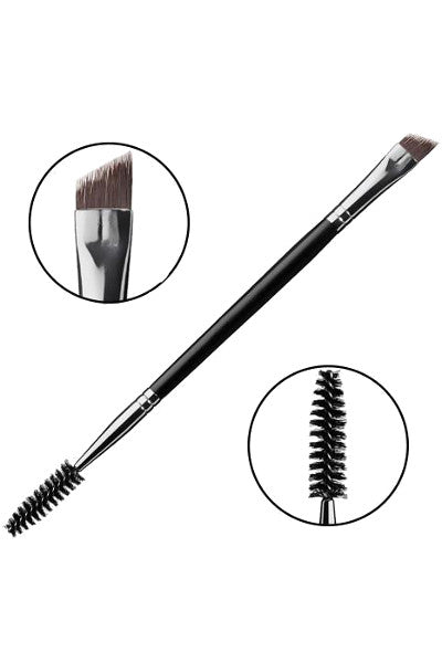 Dual Brow & Lash Applicator Brush