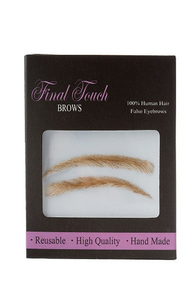 False Eyebrows - Women's - Final Touch Brows