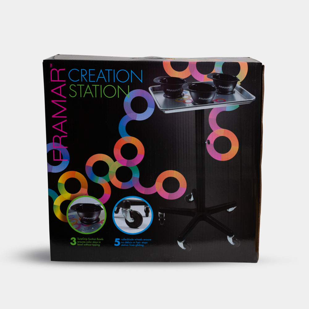 Creation Station - Salon Trolley