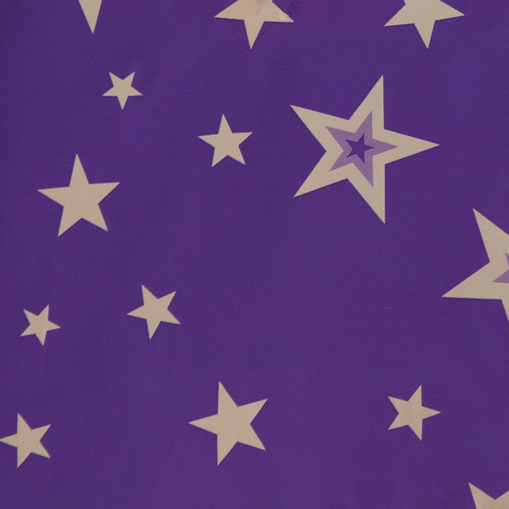 Paparazzi Purple Stars Roll - 1600 ft