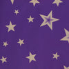 Framar Paparazzi Purple Stars Roll - Medium 1600 ft