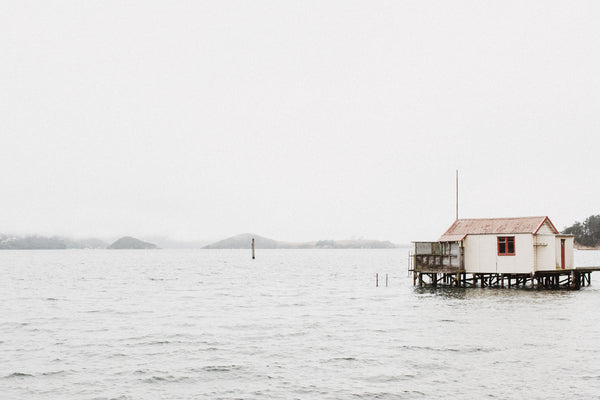 Beach Hut | New Zealand Series