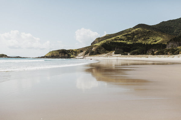 Ocean Beach II | New Zealand Series