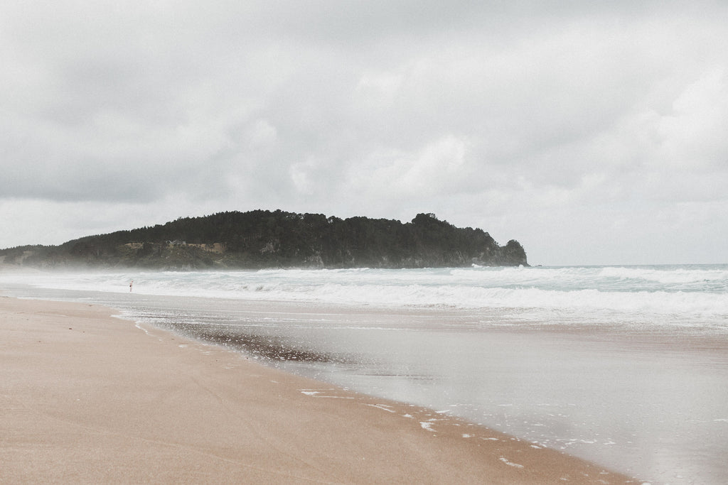 Moody Ocean Waves | New Zealand Series