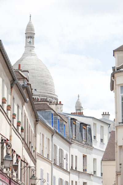 Peaceful Montmartre | France