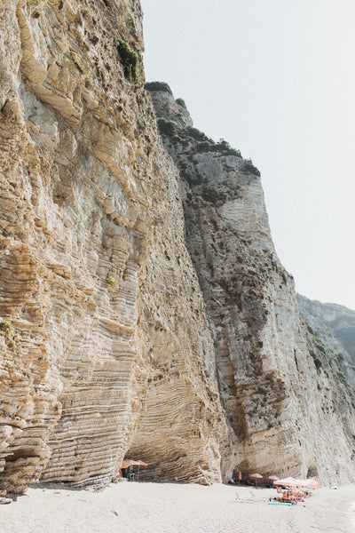 Cliffs I | Corfu