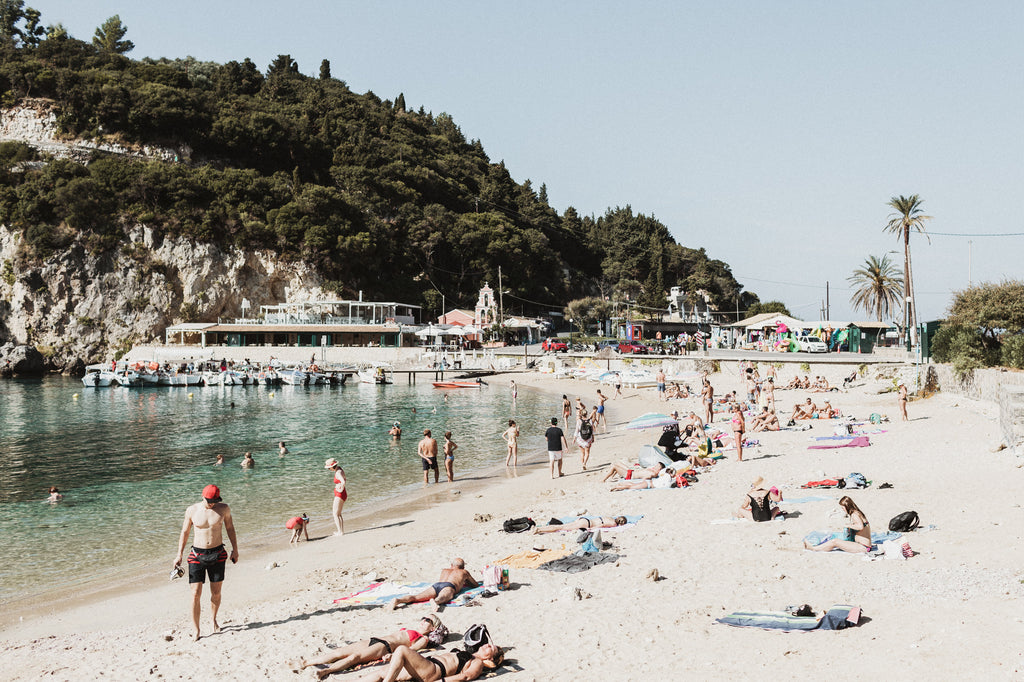 Beach Time Out | Corfu