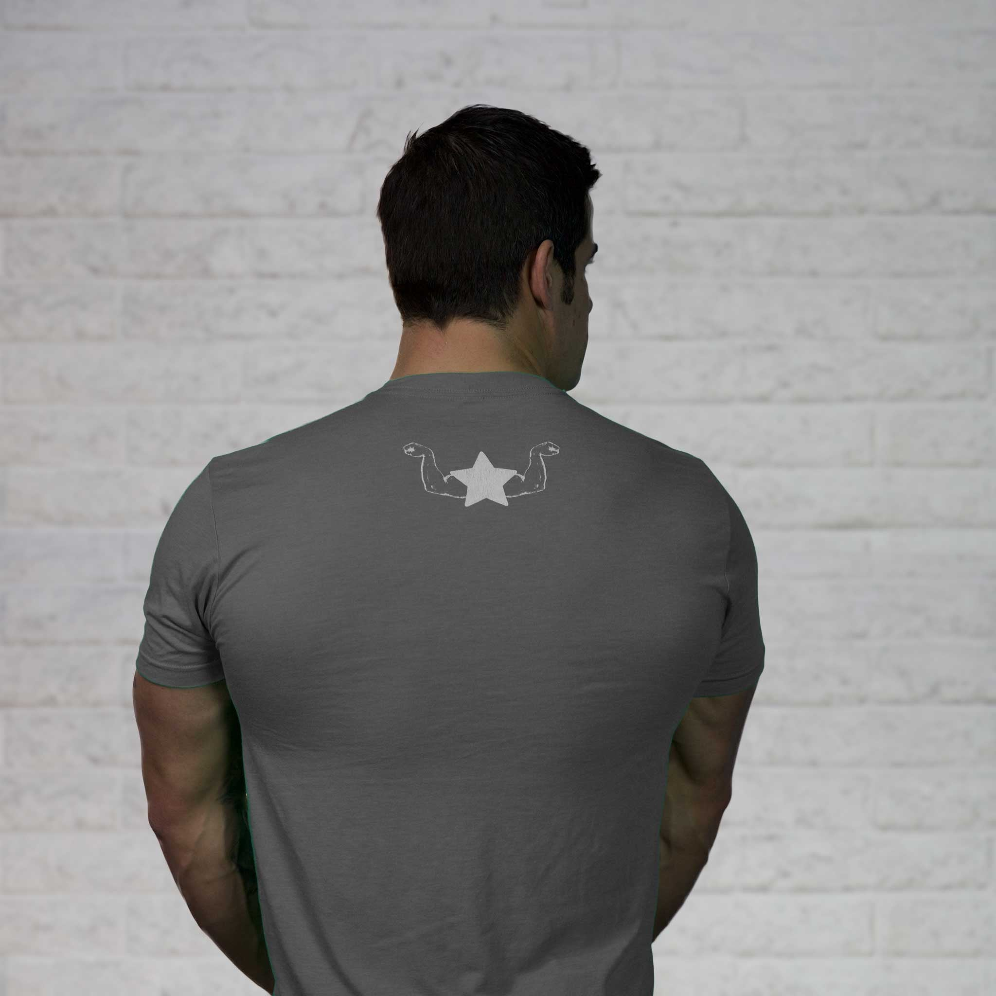 Men's Wodstar Workout T-Shirt: Heather