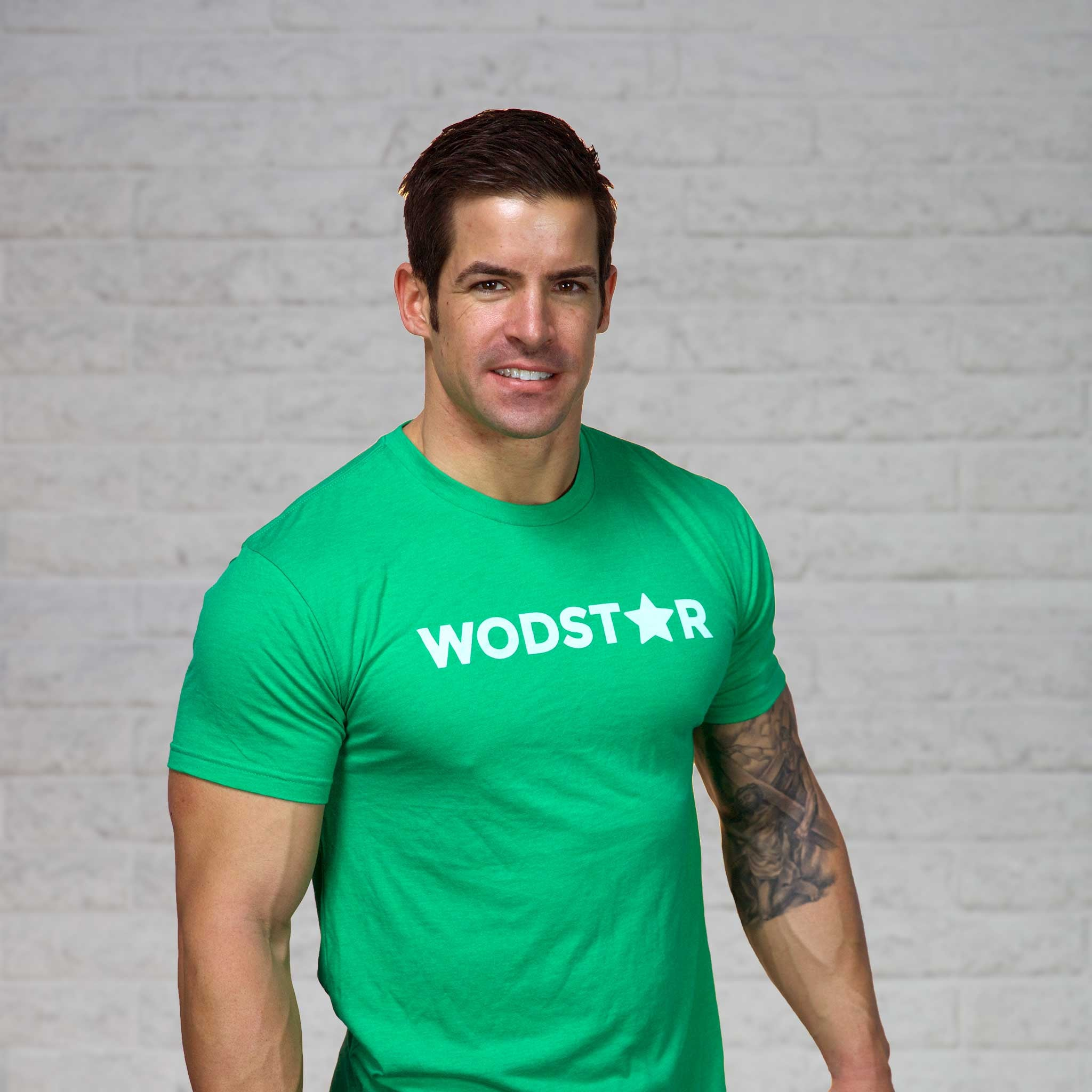 Men's Wodstar Workout T-Shirt: Money