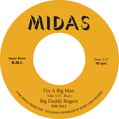 "Big Daddy Rogers- ""I'm a Big Man"""