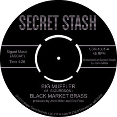 "Black Market Brass - ""Big Muffler"""