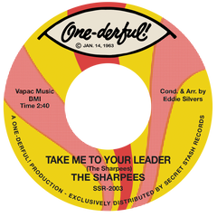 "The Sharpees - ""Take Me To Your Leader"""
