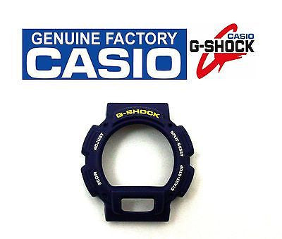 CASIO Original DW-9052-2V G-Shock Blue BEZEL Case Shell - Forevertime77