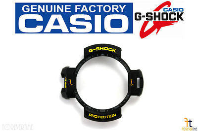 CASIO GA-1000-8AV Original G-Shock Black BEZEL (Top) Case Shell GA-1000-9B - Forevertime77