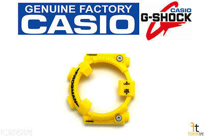CASIO G-Shock Frogman GF-8250-9J Original Yellow BEZEL Case Shell - Forevertime77