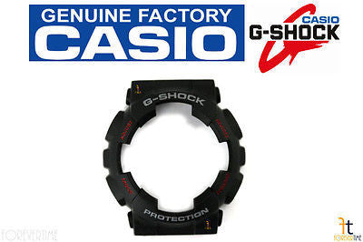 CASIO GA-120-1A G-Shock Original Black BEZEL Case Shell - Forevertime77