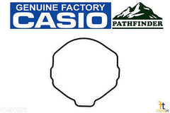 Casio 10033314 Original Factory Replacement Rubber Caseback Gasket O-Ring PAG-40 PAG-40B PRG-40 PRG-40B