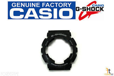 CASIO GA-100-1 Original G-Shock Black BEZEL Case Shell - Forevertime77