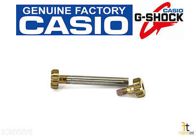 CASIO G-Shock Gravity Master GPW-1000GB-1A Watch Band Screw GOLD Male/Female Set - Forevertime77