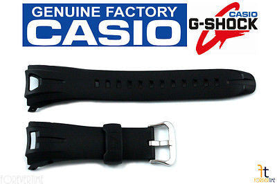 CASIO GW-700A G-Shock Original Black Rubber Watch BAND Strap GW-701 GW-700 - Forevertime77