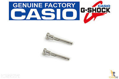CASIO G-Shock GBX-6900B Watch Band SCREW Stainless Steel GDX-6900 (QTY 2) - Forevertime77