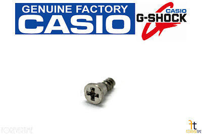 CASIO G-2900 G-Shock Watch Bezel SCREW G-3100 G-3110 G-3310 (QTY 1 SCREW) - Forevertime77