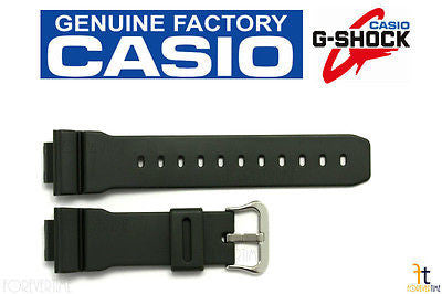CASIO G-Shock DW-5600FS-3J Original 16mm Green Rubber Watch BAND GB-6900B-3V - Forevertime77