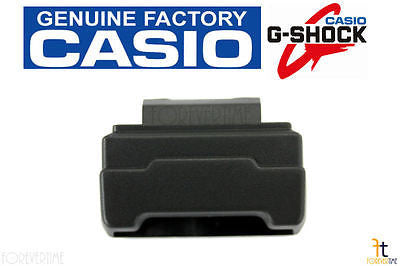 CASIO G-Shock GA-100 (ALL GA-100 MODELS) Black End Piece Strap Adapter (QTY 1) - Forevertime77