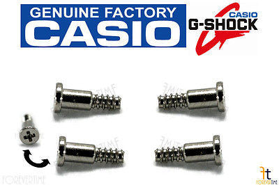 CASIO DW-9400B G-Shock Band Protector Screw DW-9500V (QTY 4 SCREWS) - Forevertime77
