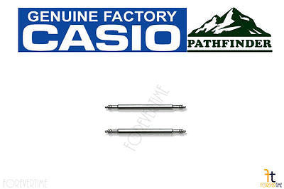 CASIO Pathfinder PAW-1300 Original Spring Rods / Watch Band Pins PAG-110 PRG-110 PRW-1300 - Forevertime77