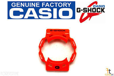 CASIO G-9100R-4 Original G-Shock Orange BEZEL Case Shell - Forevertime77