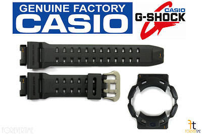 CASIO G-SHOCK GR-9110GY-1 Original Charcoal Rubber BAND & BEZEL Combo - Forevertime77