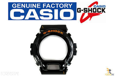 CASIO G-Shock G-6900B-1 Original Black (Glossy) BEZEL Case Shell GW-6900B-1 - Forevertime77