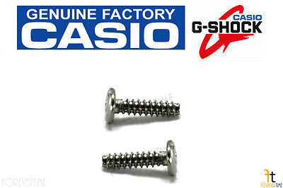 CASIO G-6900 G-Shock Case Back SCREW G-7000 G-7500 G-7501 G-7510 (QTY 2 SCREWS) - Forevertime77