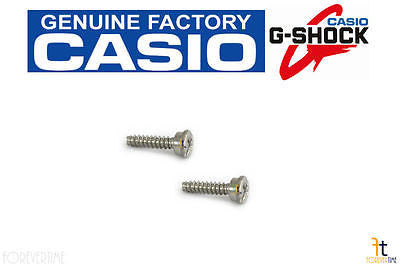 CASIO G-SHOCK G-9000 Case Back SCREW (QTY 2) G-9010 G-9025A G-9300 - Forevertime77
