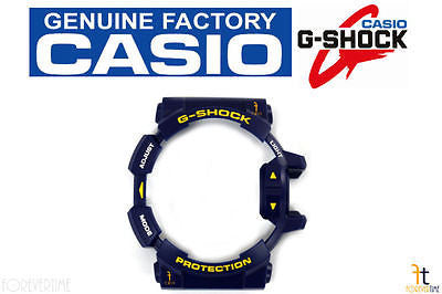 CASIO G-Shock GA-400-9B Original Blue Rubber BEZEL Case Shell - Forevertime77