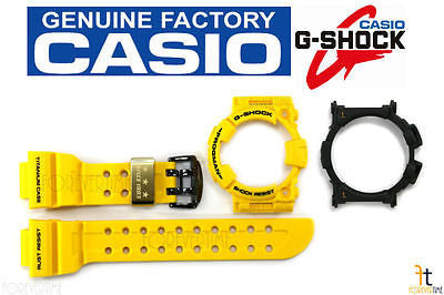 CASIO G-Shock Frogman GWF-T1030E-9J G-Shock Yellow BAND & BEZEL(BOTH) Combo - Forevertime77