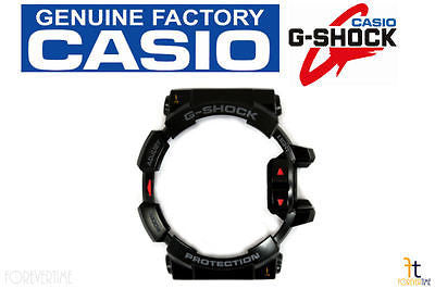 CASIO G-Shock G'Mix GBA-400-1A Original Black Rubber BEZEL Case Shell - Forevertime77