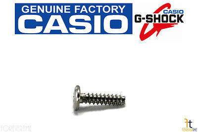 CASIO G-5500 G-Shock Case Back SCREW G-5600 G-600 G-601 (QTY 1 SCREW) - Forevertime77