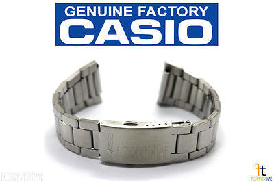 CASIO AE-1000WD Original Stainless Steel Watch BAND AE-1100WD AQW-100D AQW-101D - Forevertime77