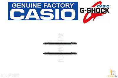 CASIO G-Shock DW-6600 Original Spring Rods / Pins - Band to Case Pins (Set of 2) - Forevertime77