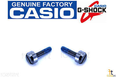 CASIO G-Shock MTG-1000 Watch Band SCREW Male MTG-1000G MTG-1000Y (Set of 2) - Forevertime77