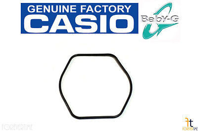 CASIO BGA-101 Baby G-Shock Original Gasket Case Back O-Ring BGA-110 BGA-111 - Forevertime77
