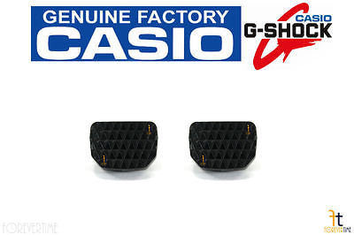 CASIO GD-120 G-SHOCK Black Bezel Push Button (2H/8H) GD-101, GLS-100 (QTY 2) - Forevertime77