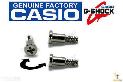 CASIO DW-9050 G-Shock Band Protector Screw DW-9000 (QTY 2 SCREWS) - Forevertime77